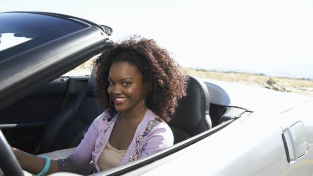 car driver woman smart sh