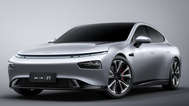 Xpeng Bets Big On P7 Sports Car To Help Drive Turnaround In China's EV Market, Challenge Tesla