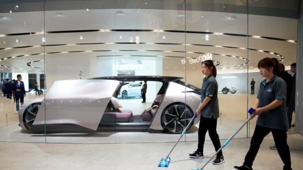 Cash-strapped Electric Carmaker NIO Obtains US$1 Billion Lifeline From Strategic Investors