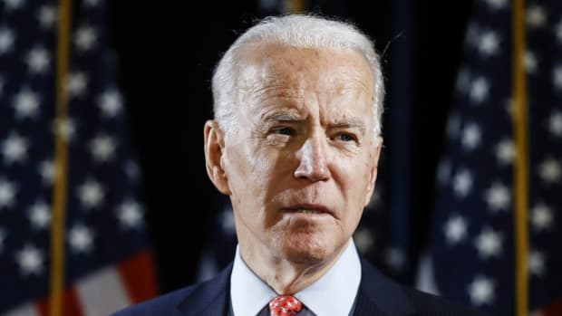 Joe Biden was among the harshest critics of the Chinese president during the Democratic primary debates, in February calling Xi Jinping a
