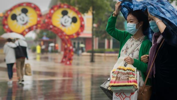 Disney China Lead