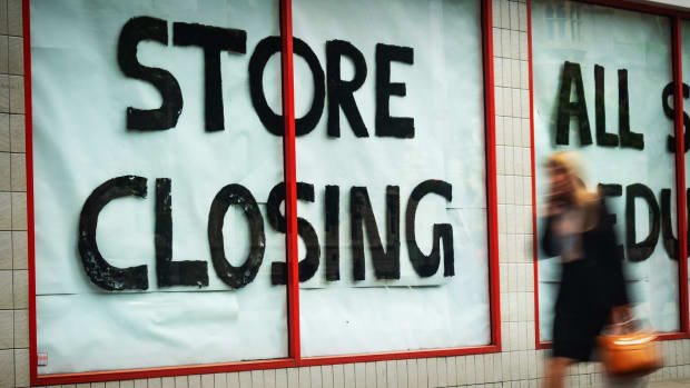 Retail Bankruptcy Lead