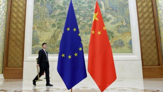 Coronavirus Pandemic Mires European Union's Market Drive Into China