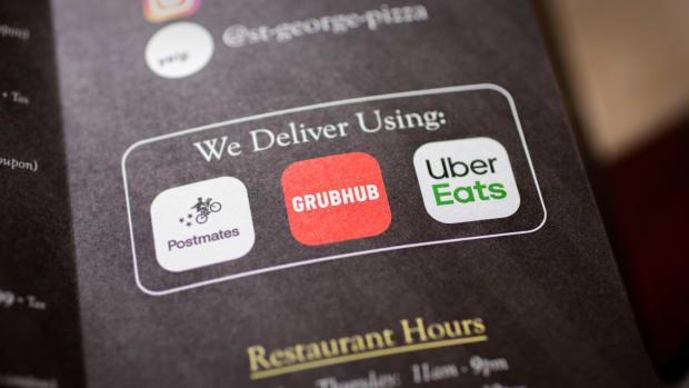 Grubhub Uber Eats Lead