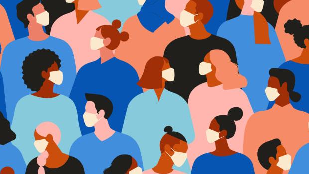Coronavirus Masks Social Distance Lead