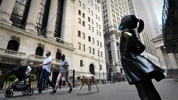 Stock Market Lead