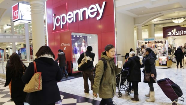 US retailer JC Penney filed for Chapter 11 bankruptcy protection after it business was hit due to the coronavirus epidemic. Photo: AP Photo