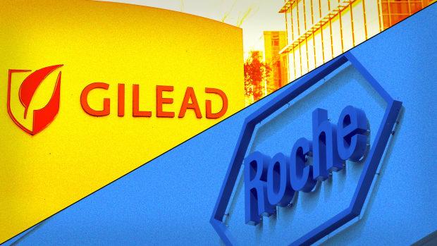 Gilead Roche Lead