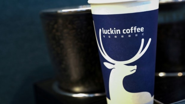 Luckin Coffee's US$400m Convertible Bond Faces Forced Selling By Index Trackers