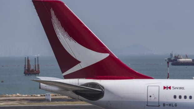 Cathay Pacific Group: Hong Kong's Cathay Dragon Set For New CEO But Flights May Be Limited To China, Sources Say
