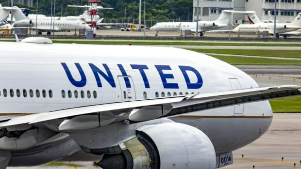 Affected United Airlines crews have been given the opportunity to work in the United States, depending on their eligibility to work there. Photo: Handout