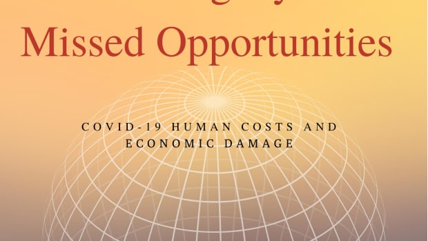 20200501 The Tragedy of Missed Opportunities Report - SIIS(ds)