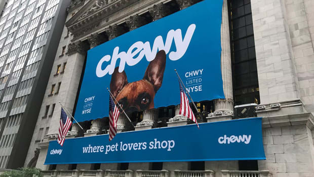 Chewy Pet Food Lead
