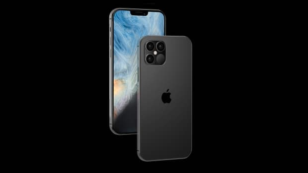 Rumored iPhone 12 image with 5G capabilities