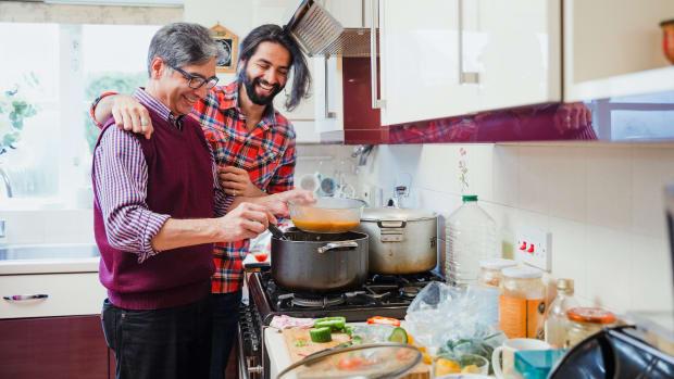 cook couple health sh
