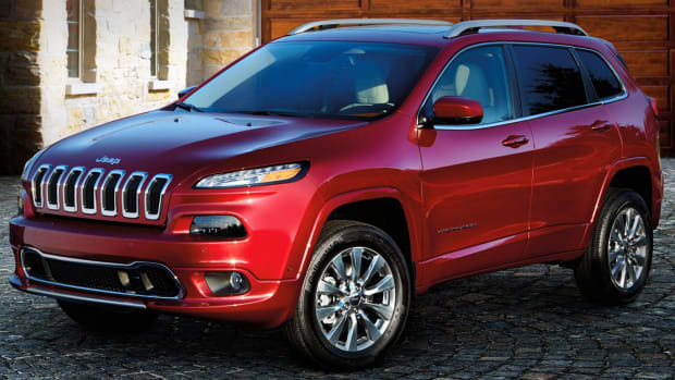 2017 Jeep Cherokee Lead