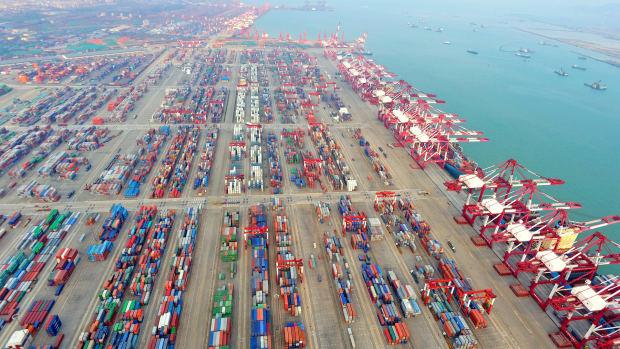 1 china port shipping sh