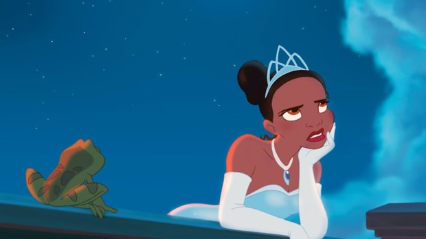 The Princess & the Frog Lead
