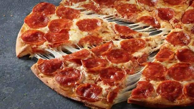 Shaq A Roni Pizza Lead