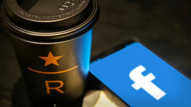 Starbucks Facebook Lead