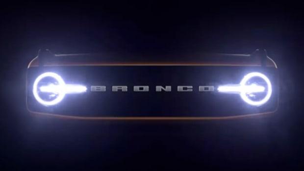 2021 Ford Bronco Lead