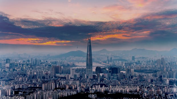 5 Lotte World Tower Seoul skorea sh