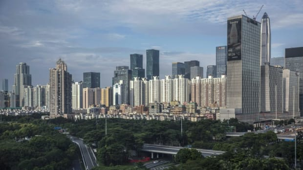 As Coronavirus Fades In China, Homebuyers Are Stampeding Back In, Boosting The Outlook For Developers' Stocks