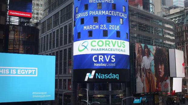 Corvus Pharmaceuticals Lead