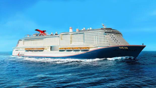 Carnival Cruise Line Mardi Gras Lead
