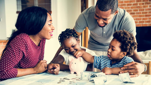 saving cash family kids habits parents sh