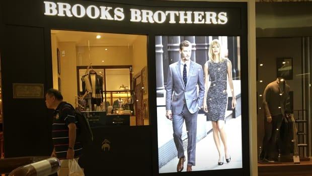 Brooks Brothers Lead