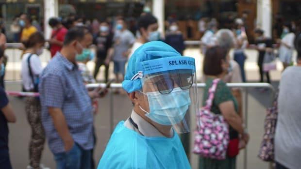 Hong Kong Third Wave: Finance Chief Warns Of New Coronavirus Blow For Businesses