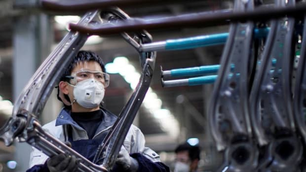 China GDP: First Major Economy To Show A Recovery From Coronavirus Damage With 3.2 Per Cent Growth In Second Quarter