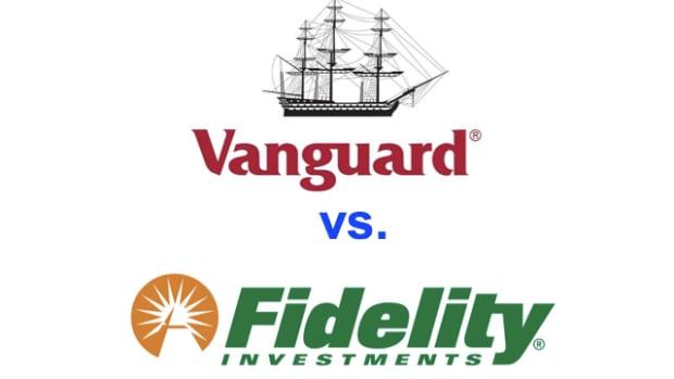 Vanguard Fidelity logo