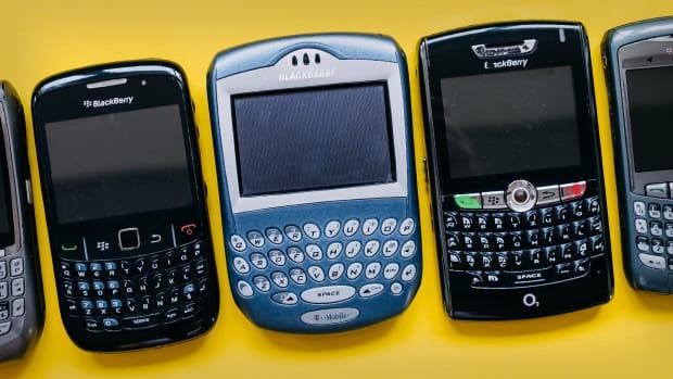 Blackberry Lead