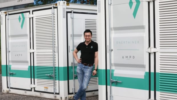 Hong Kong Start-up Ampd Energy Joins Gammon To Decarbonise Construction Sites, Swap Diesel Generators With Batteries