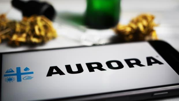 Aurora Cannabis Lead