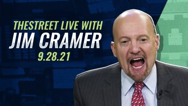 Watch Jim Cramer on TheStreet 9/28
