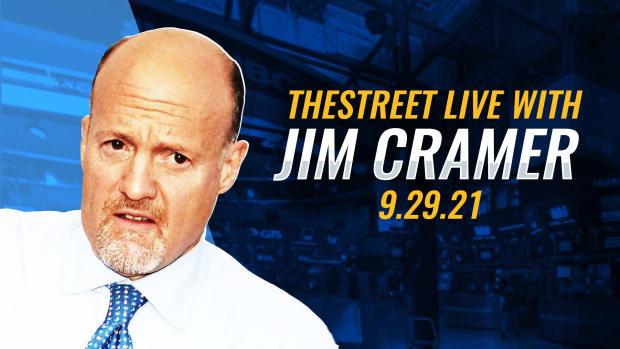 Watch Jim Cramer on TheStreet 9/29
