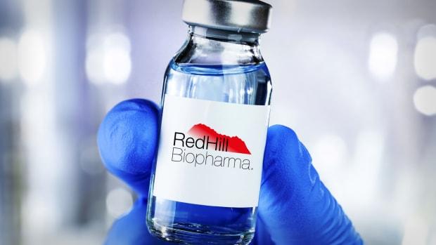 RedHill Biopharma Lead