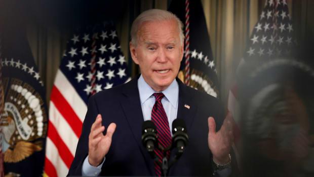 Joe Biden Lead