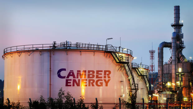 Camber Energy Lead