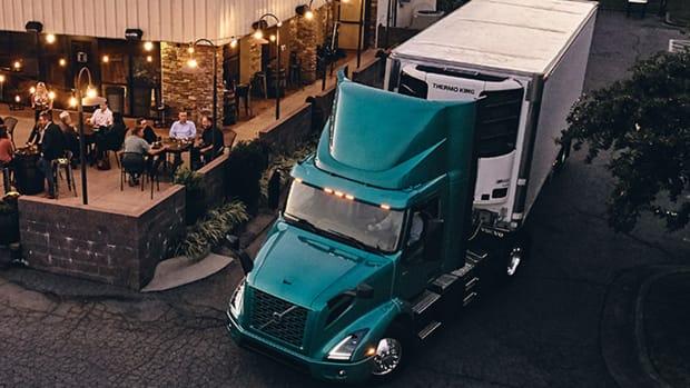 Volvo EV Truck Lead