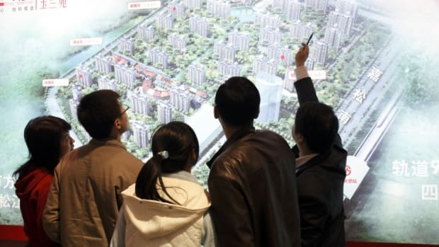 China's September Home Price Index Falls, The First Monthly Drop In 6 Years And Sign Of The Coming Winter For The Real Estate Market