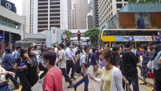 Hong Kong Jobless Rate Drops To New Low Of 4.5 Per Cent As Economic Recovery Gathers Pace