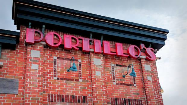 Portillo's Lead