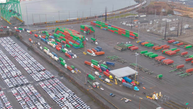 port of los angeles shipping uber freight sh