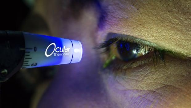 Ocular Therapeutix Lead