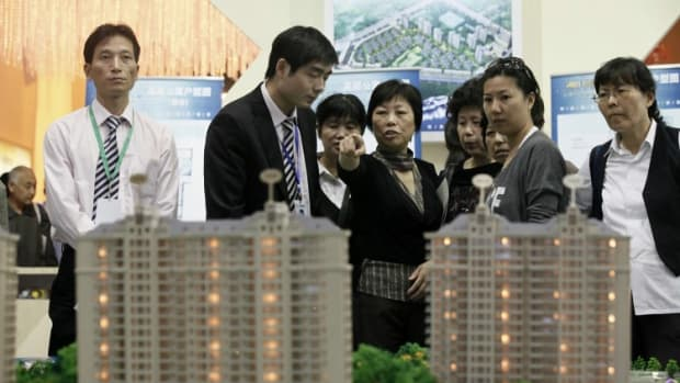 Shanghai And Chongqing Offer Hints Of How China's Property Tax Would Work, And Be Ignored By Runaway Home Prices