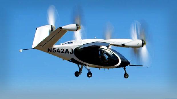 Joby Aviation Lead